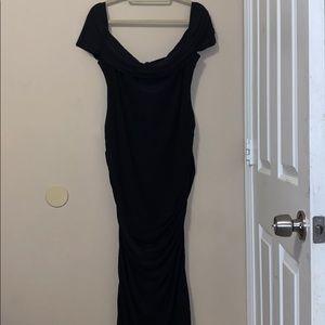 """Fashion Nova """"Fresh New Take"""" Midi Dress"""